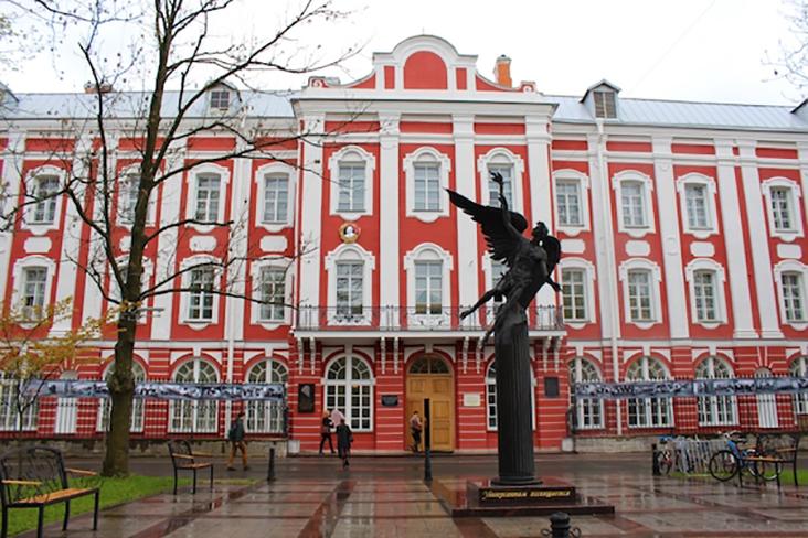 دانشگاه دولتی سنت پترزبورگ